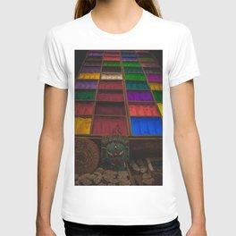 The Colors of Kathmandu City 02 T-shirt