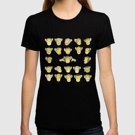 10 000 monkeys T-shirt