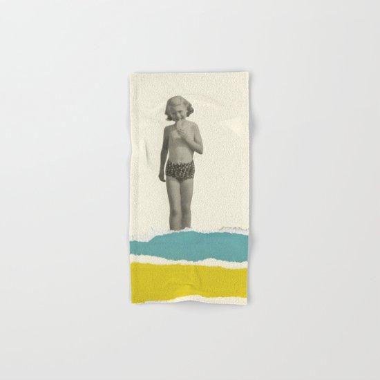 Ice Lolly Hand & Bath Towel
