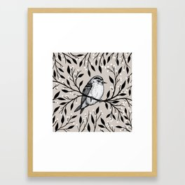 Goldcrest Framed Art Print