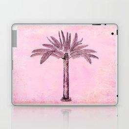 Pink Retro Palmtree Laptop & iPad Skin