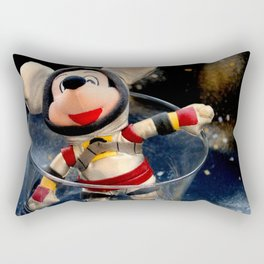 Lost In Space Mickey - Found Again Rectangular Pillow