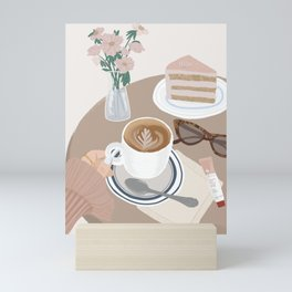 Sunday Morning Brunch Mini Art Print