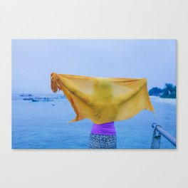 GILI DREAM Canvas Print