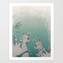 Pied Piper Art Print