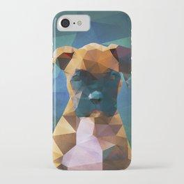The Boxer - Dog Portrait iPhone Case
