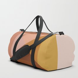 Mod Abstract Geometry Duffle Bag