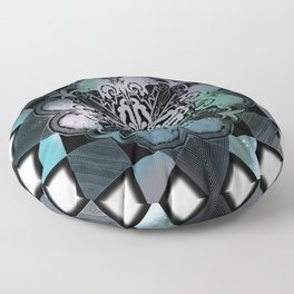 Galaxy Spindle Floor Pillow