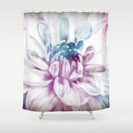 water color flower Shower Curtain