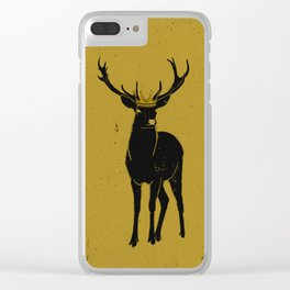 Ours Is The Fury Clear iPhone Case