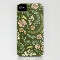 Spring Walk Floral iPhone (4, 4s) Slim Case