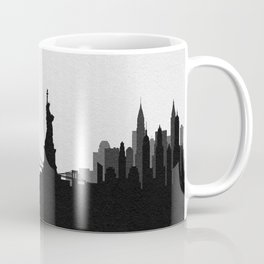 City Skylines: New York City (Alternative) Coffee Mug