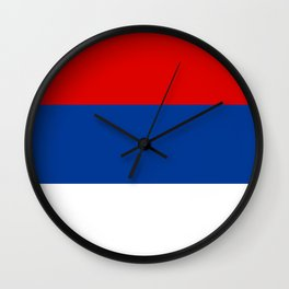 Flag of Misiones Wall Clock