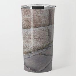 Stone Effect Travel Mug