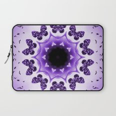 All things with wings (purple) Laptop Sleeve