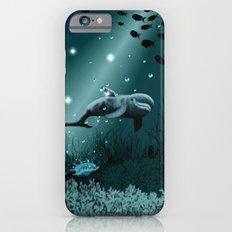 Dolphin Dream  iPhone 6s Slim Case