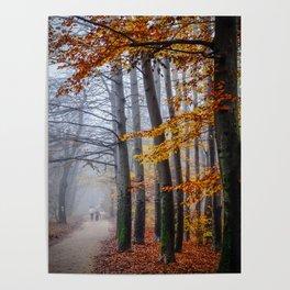 The last stroll in November Poster