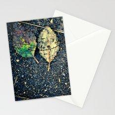 leaf you Stationery Cards