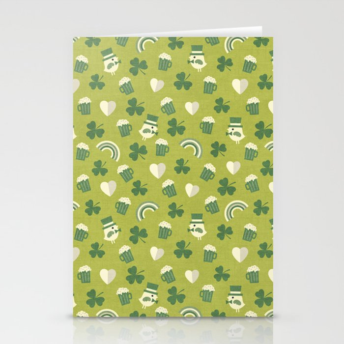 TOP O' THE MORNIN' Stationery Cards