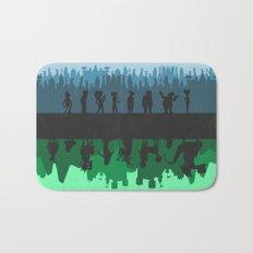 Futurama - Bender's Game Bath Mat