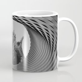 Architectural Gojira Coffee Mug