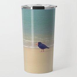 Golden beaches Travel Mug