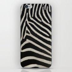 Zebra Skin iPhone & iPod Skin