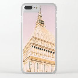 High Hopes Clear iPhone Case