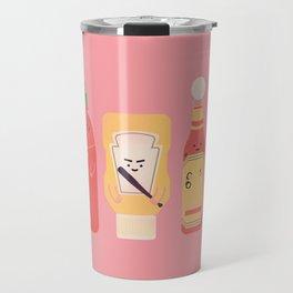 Ex-Condiments Travel Mug