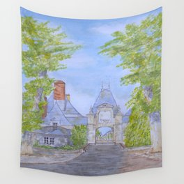 Richelieu France Wall Tapestry