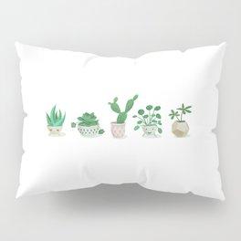 Little green fellows Pillow Sham