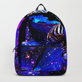 Stars  Butterfly Zebra Backpack