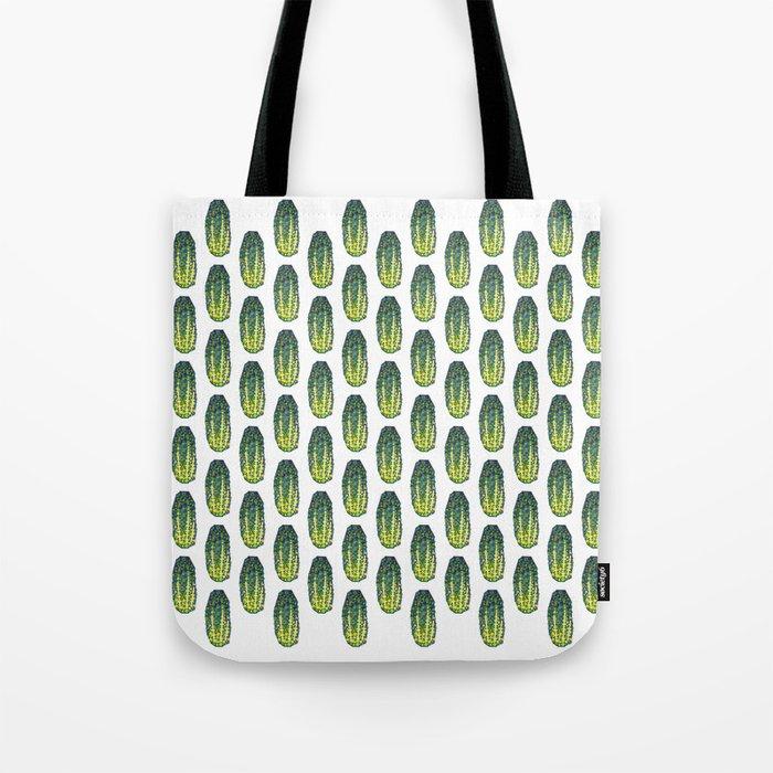 Cucumber (Concombre) Tote Bag