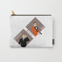 Manners Maketh Man Carry-All Pouch