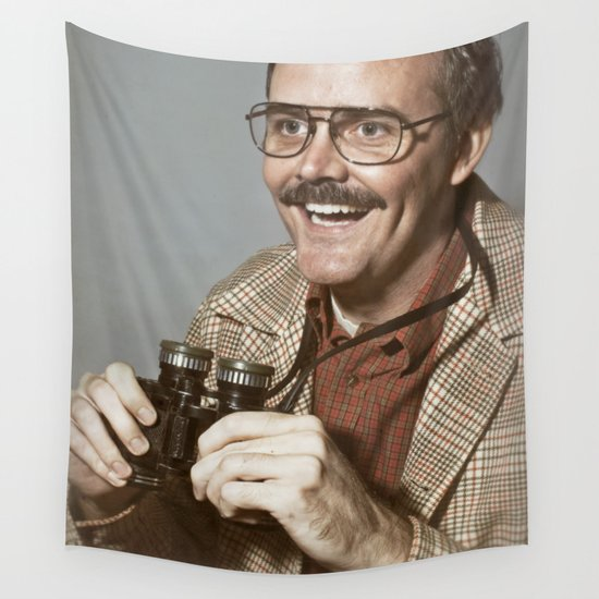 i.am.nerd. :: danforth f. Wall Tapestry