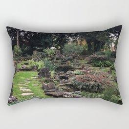 Japanischer Garten in Schönbrunner Schloßpark Rectangular Pillow