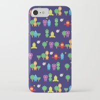 dinosaurs iPhone & iPod Cases featuring Dinosaurs! by ShannonHatchNZ