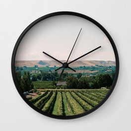Lifeforms Wall Clock