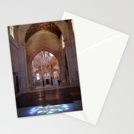 Conjoined Faiths 2 (Mosque-Cathedral of Cordoba) Stationery Cards