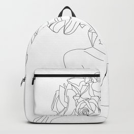 blooming thoughts Backpack