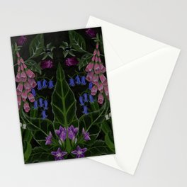 The Poison Garden - Mandragora Stationery Cards
