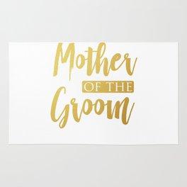 Weding Design Mother Groom Women Rug
