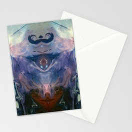 Galactic High Priestess Stationery Cards