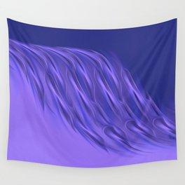 Rocking purple Wall Tapestry