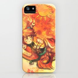 Cadeau - (Mini Chief of Kaga) iPhone Case
