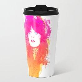 Zooey Deschanel Travel Mug