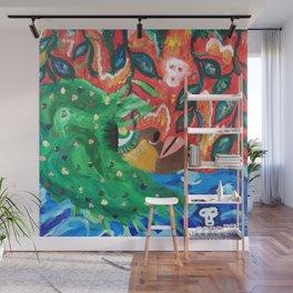 Limbo Wall Mural