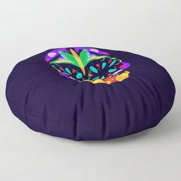 Mexican Skull Floor Pillow