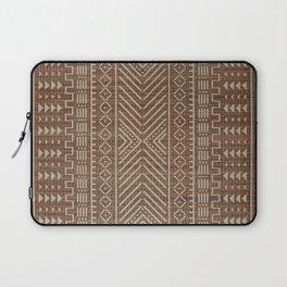 N112 - Traditional Boho Farmhouse African Moroccan Artwork. Laptop Sleeve