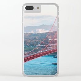 Spencer Viewpoint Clear iPhone Case